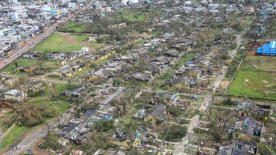 Cyclone Titli: Andhra Pradesh asks Centre to release Rs 1,200 crore as relief amount