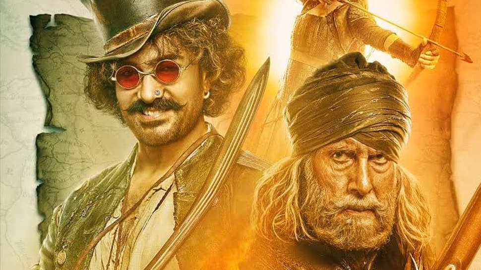 New poster of 'Thugs of Hindostan' will leave you excited for the release
