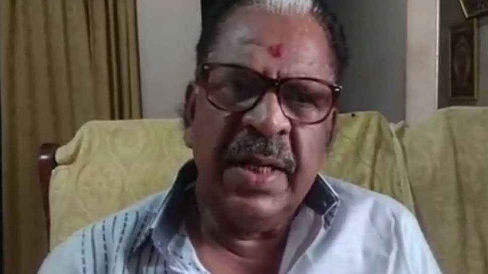 Deep devotion to Lord Ayyappa: Kerala actor Kollam Thulasi clarifies 'rip women who enter Sabarimala' remark