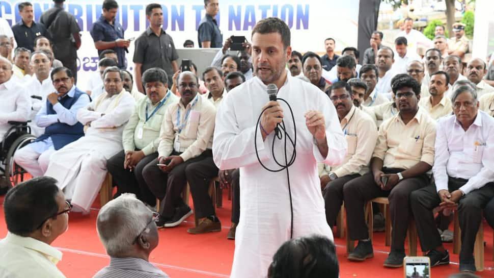 Won't let HAL-like temples of modern India get destroyed, says Rahul Gandhi