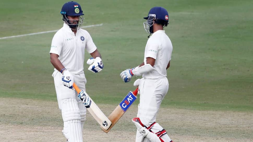 India vs WI: Pant dazzles, Shaw sizzles as youngsters dominate second day