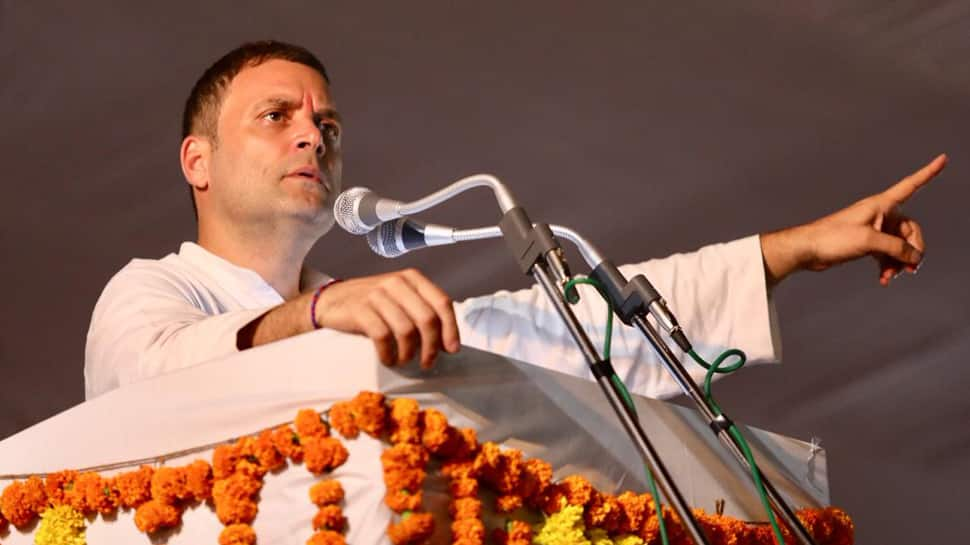 Rahul Gandhi launches fresh attack over Rafale from HAL, says Modi government insulted PSU's patriotism