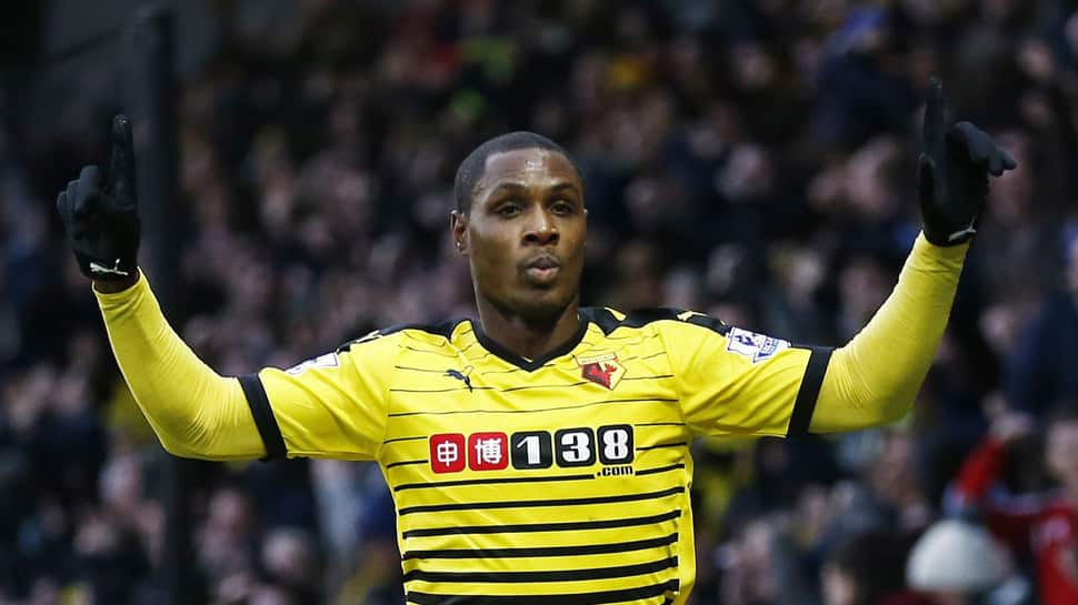 African Nations Cup: Nigerian striker Odion Ighalo scores hat-trick, brings them closer to final