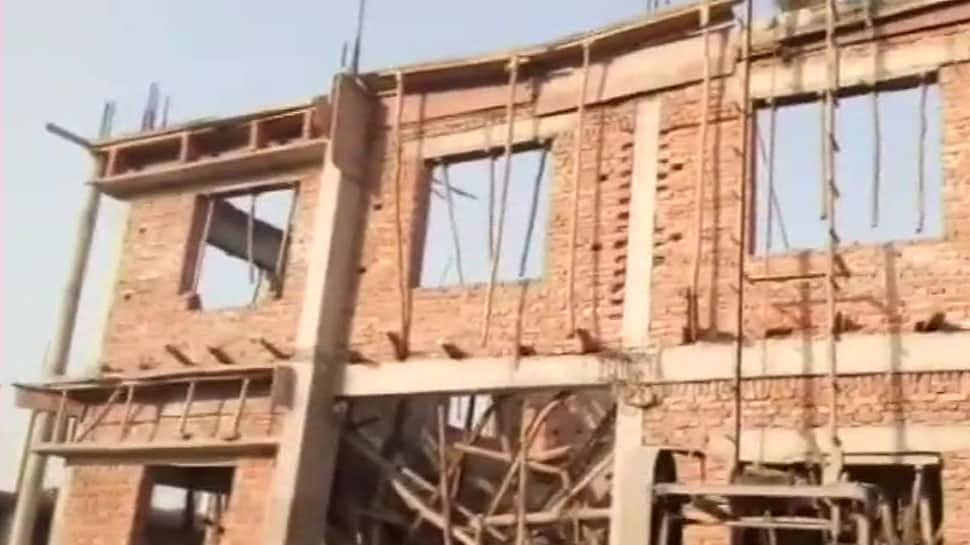 Under construction building collapses in Uttar Pradesh, 3 killed