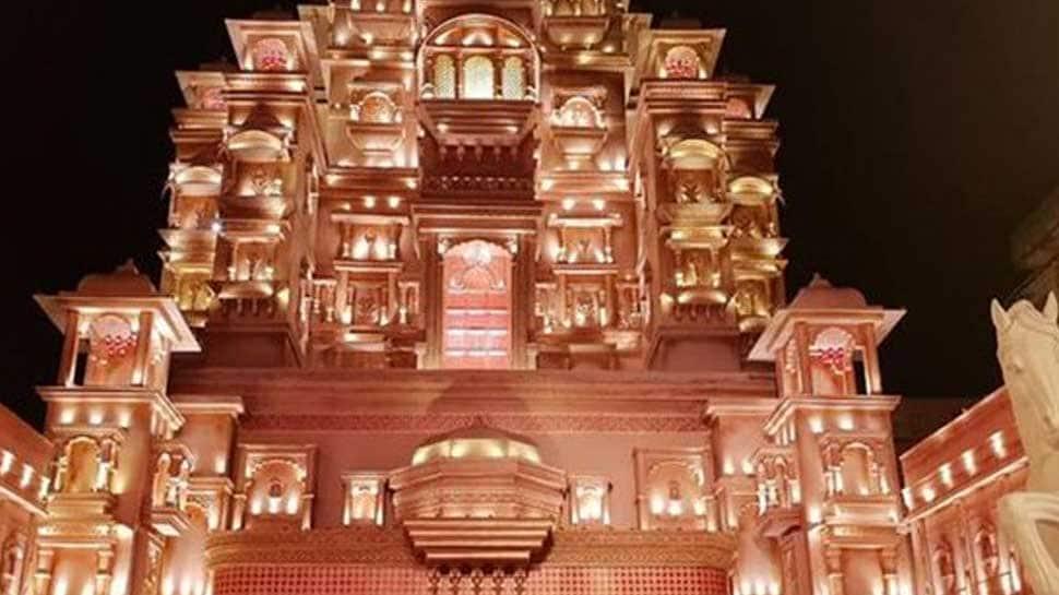 'Padmaavat' returns as Durga puja theme in two pandals in Kolkata