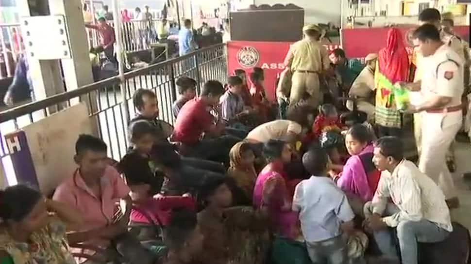 31 Bangladeshi nationals, who worked in Bengaluru, detained at Guwahati railway station
