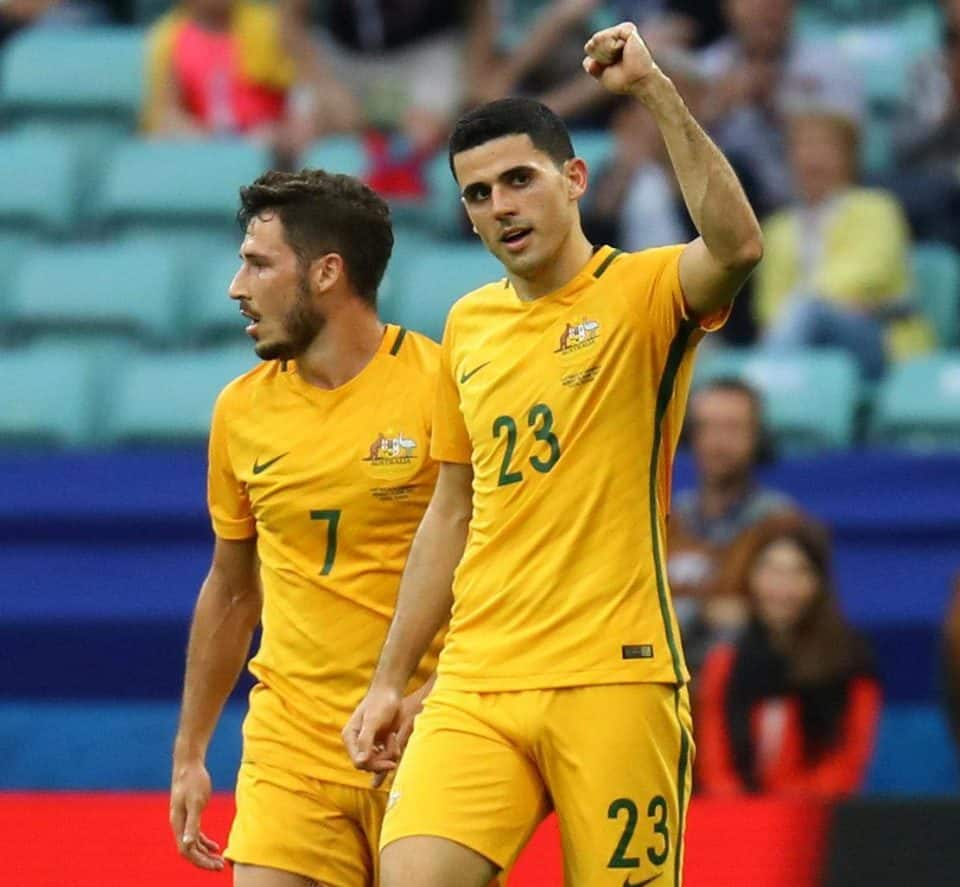 Football: Australia boss Graham Arnold to grant midfielder Tom Rogic more freedom