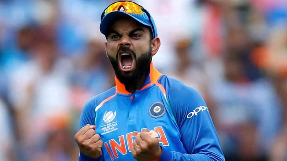 Virat Kohli motivates fans to work hard, stay focussed with throwback image