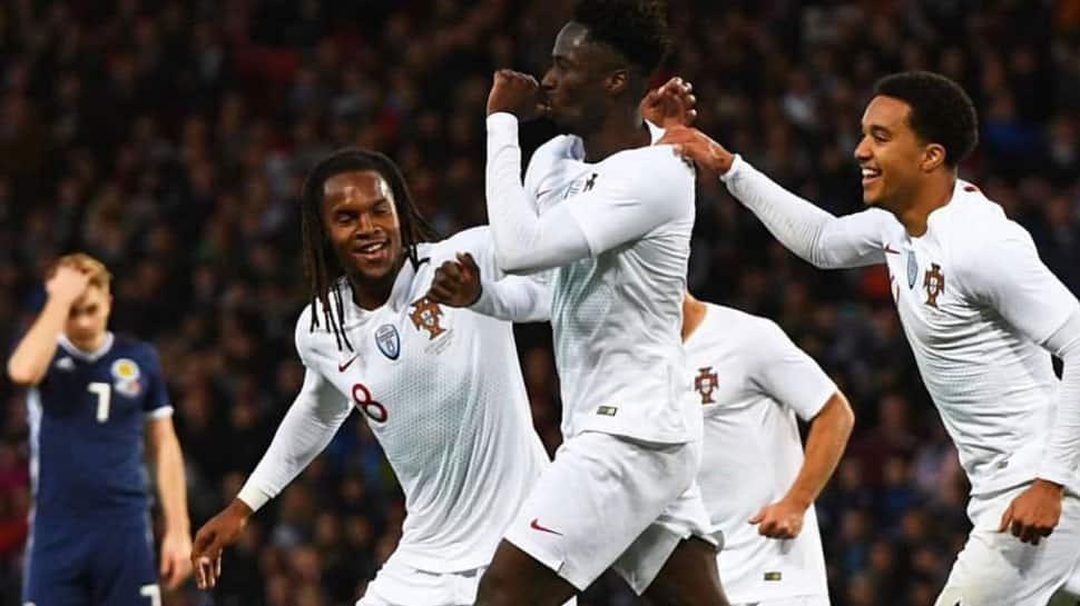 UEFA Nations League: Eder scores as Ronaldo less Portugal defeat Scotland