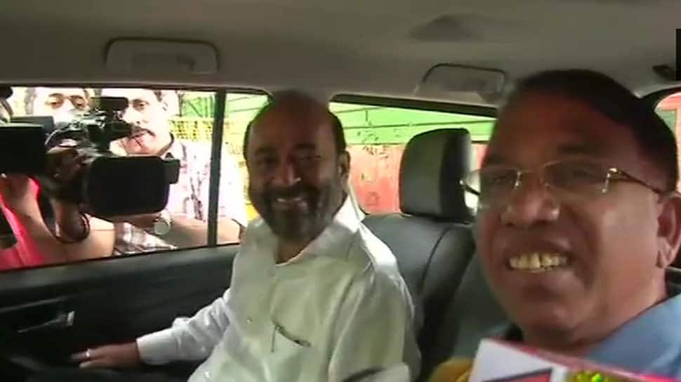 Two Goa Congress MLAs join BJP, say more likely to follow