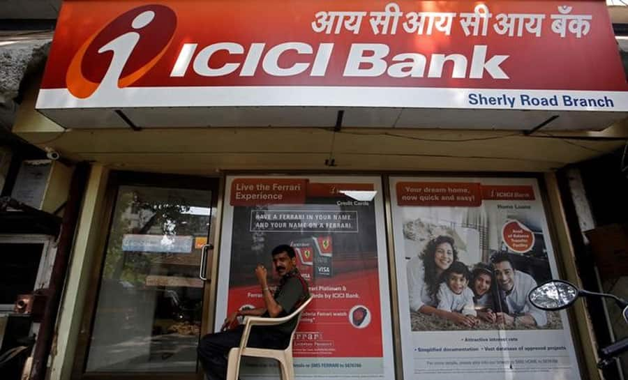 ICICI shares jump over 2.5% after RBI approves Sandeep Bakshi's appointment as MD&CEO