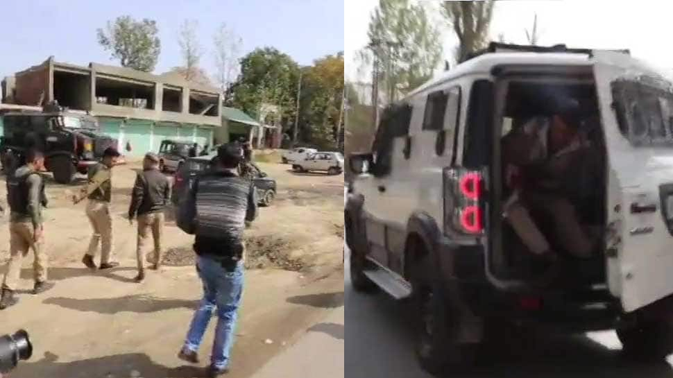 Police patrol party attacked with grenade in J&K's Baramulla, two cops injured