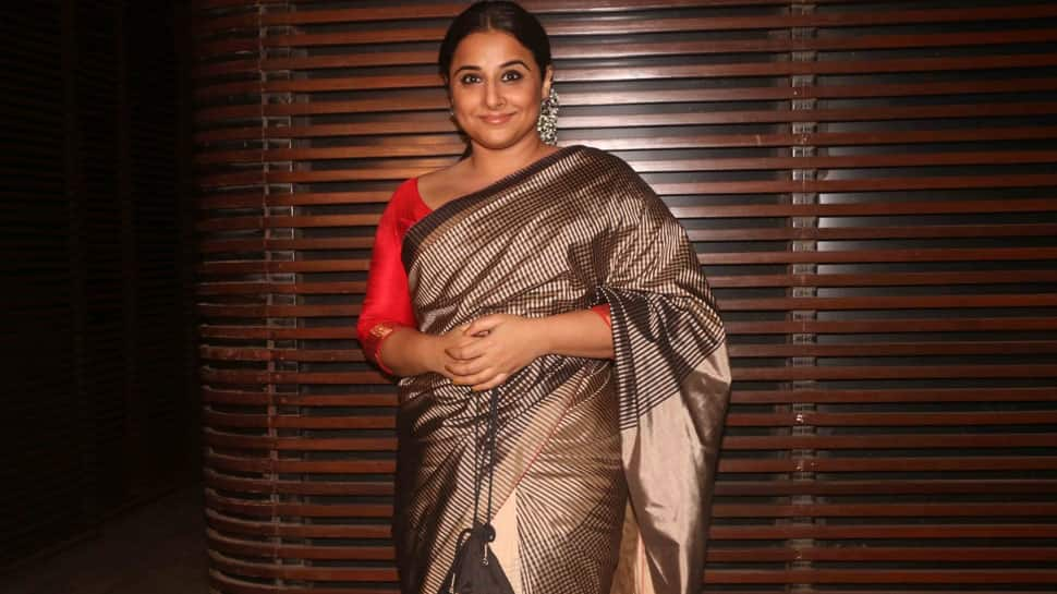 Vidya Balan's look from NTR biopic out—See pic