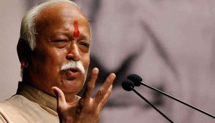 BJP leaders back Mohan Bhagwat on Ram temple law, opposition says it is politically motivated