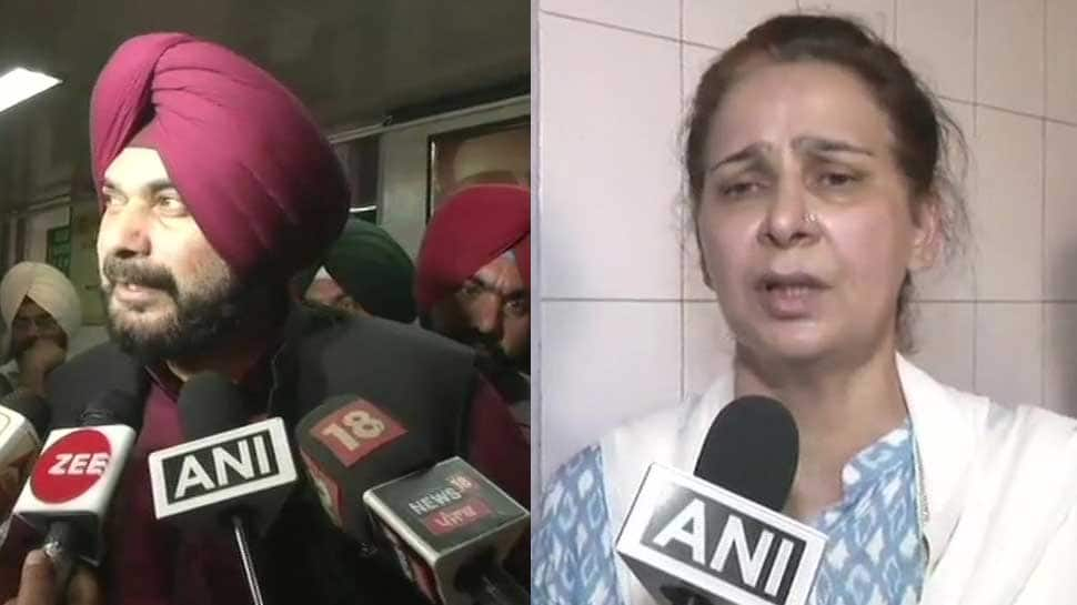 Amritsar train mishap: Many announcements were made, there was no stampede, Sidhu's wife defends organisers