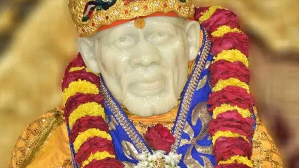 Saibaba samadhi centenary celebrations: Shirdi temple gets Rs 5.9 cr donation from devotees