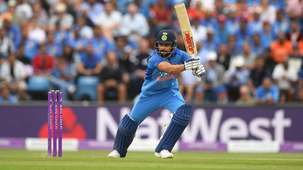 Virat Kohli emerges as first batsman to score 2000 International runs in 2018