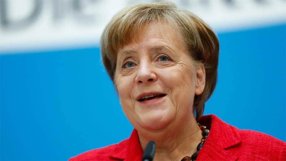 Germany's Angela Merkel suspends arms sales to Saudi Arabia