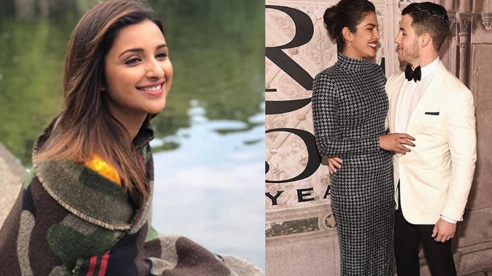 Parineeti Chopra spills the beans on Priyanka Chopra and Nick Jonas' wedding preparations