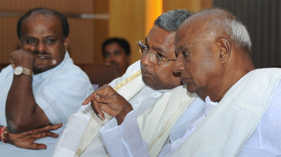 Congress, JDS campaign for by-elections in Karnataka