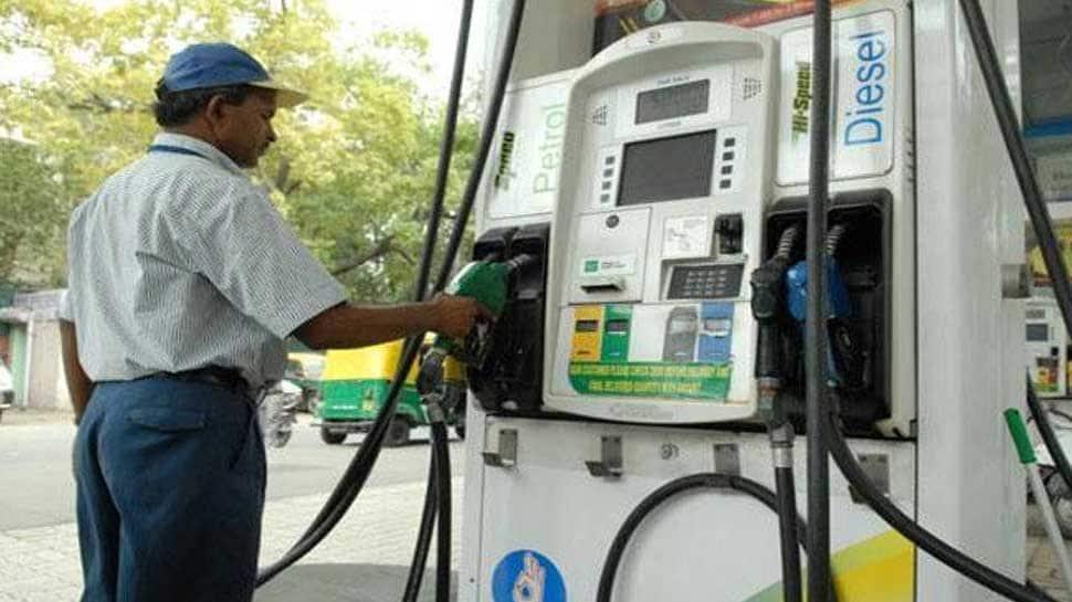 Fuel prices dip further; petrol at Rs 81.25 per litre in Delhi, Rs 86.73 in Mumbai