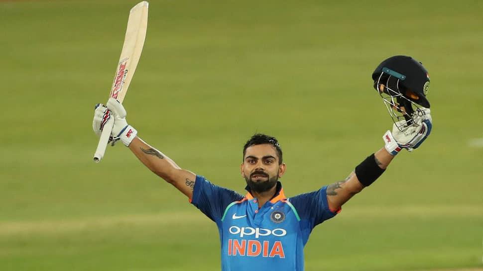 Virat Kohli fastest to reach 10,000 runs ODI landmark