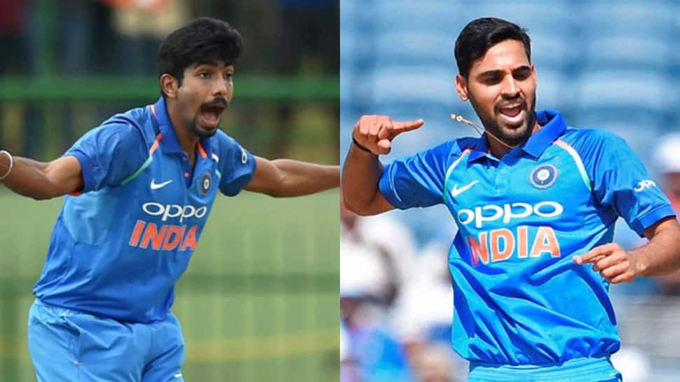 Jasprit Bumrah, Bhuvaneshwar Kumar in for final 3 ODIs against West Indies, Shami rested
