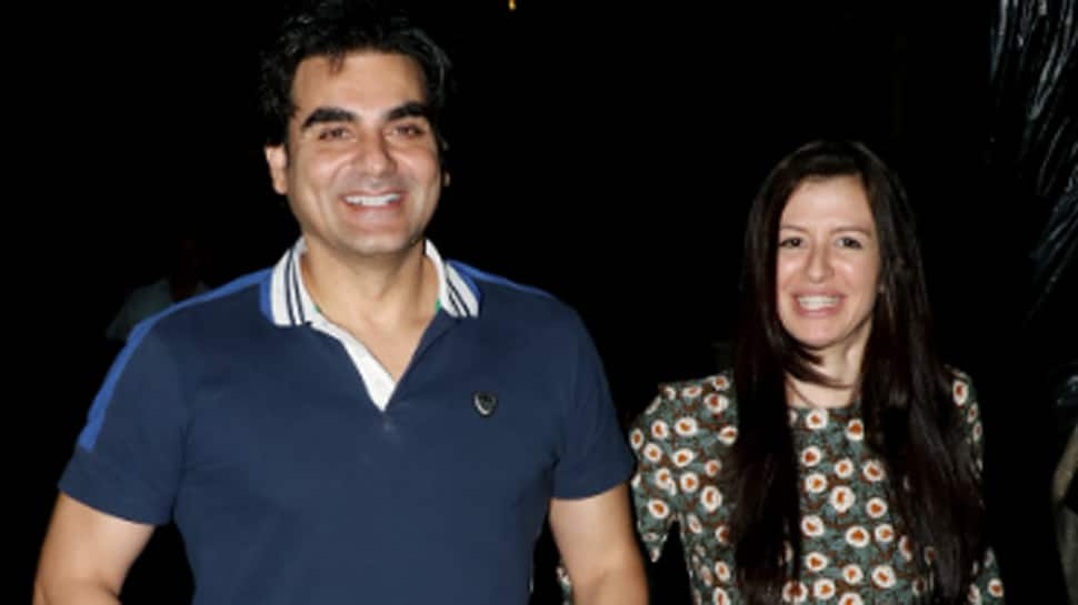 Arbaaz Khan admits being in a relationship with Giorgia Andriani