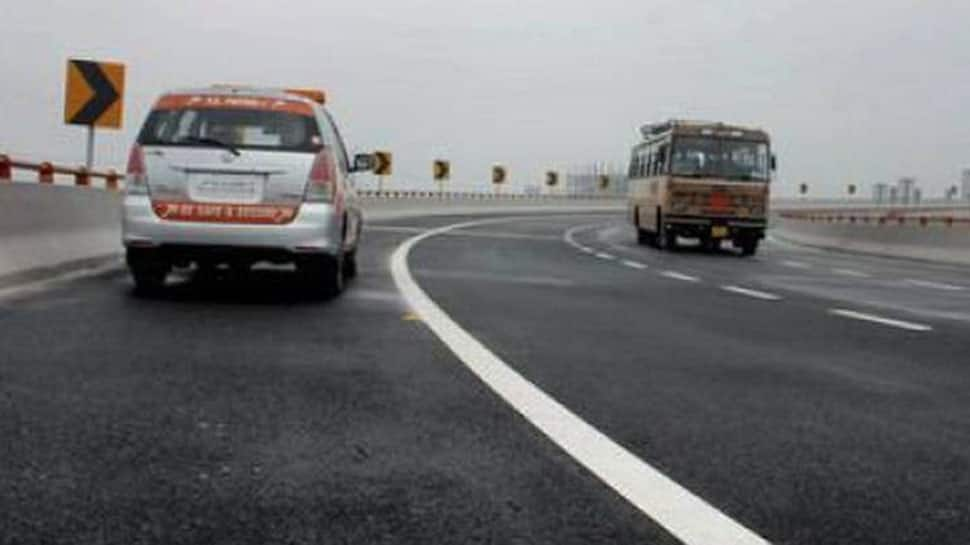 Son of Lok Janshakti Party MP Veena Devi  dies in car accident on Greater Noida expressway