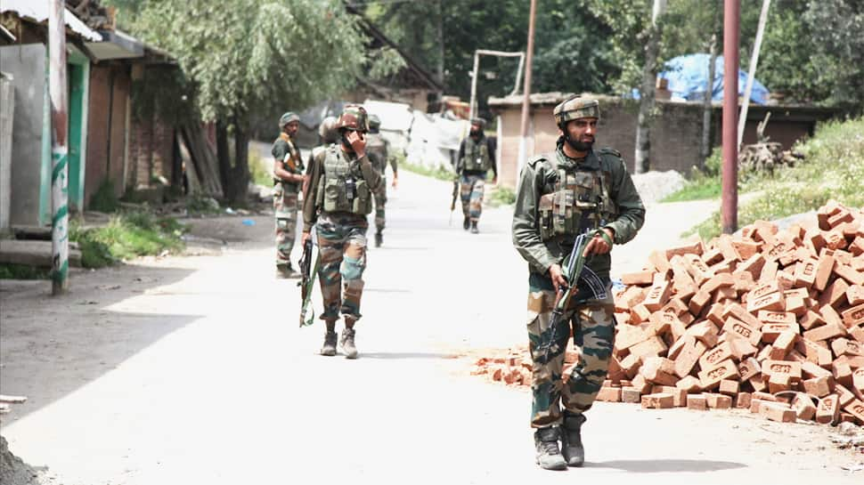 CISF personnel killed in terrorist attack in Kashmir