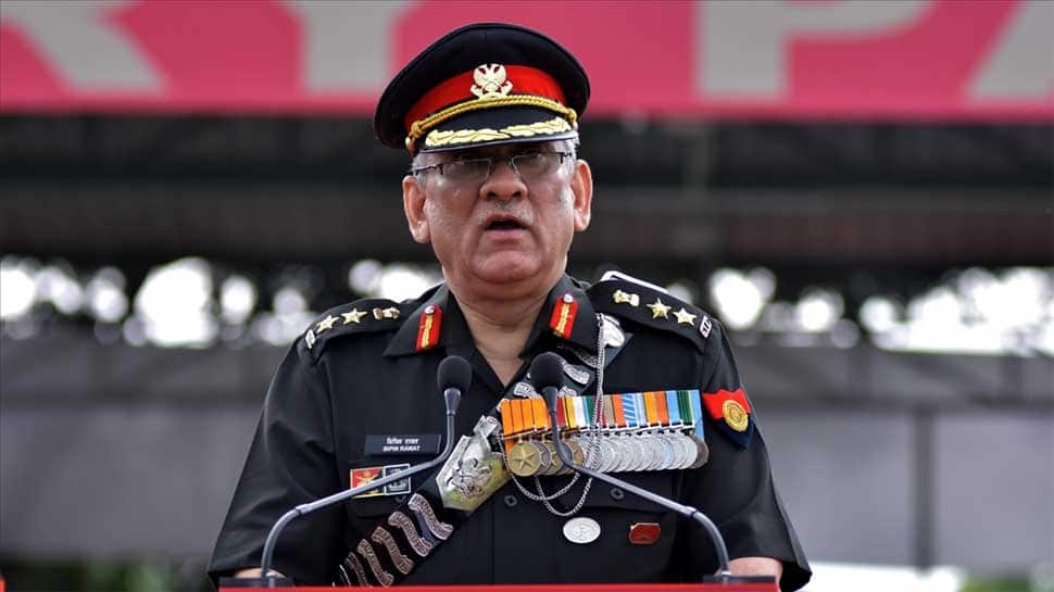 How are stone pelters not Over Ground Workers of terrorists? Army chief asks after soldier's death