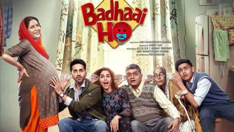 'Badhaai Ho' for Ayushmann Khurrana, quirky drama continues stronghold at Box Office!