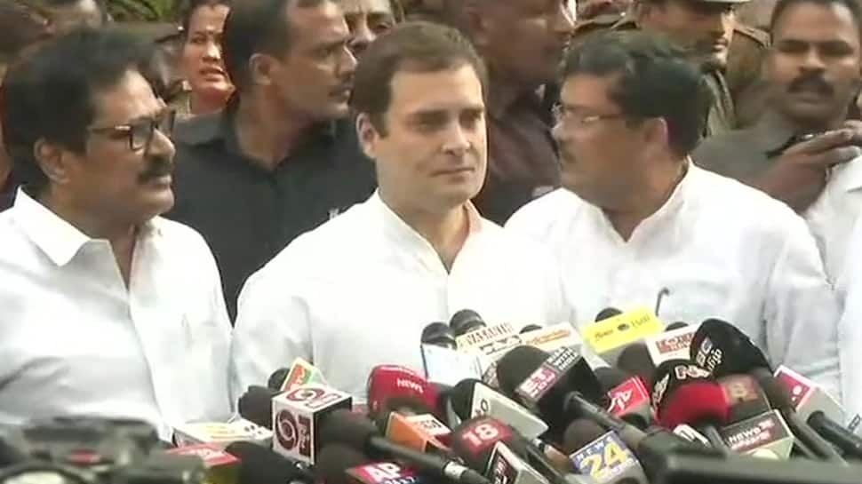 PM Modi failed to implement OROP, instead gave Rs 30,000 cr to Reliance: Rahul Gandhi