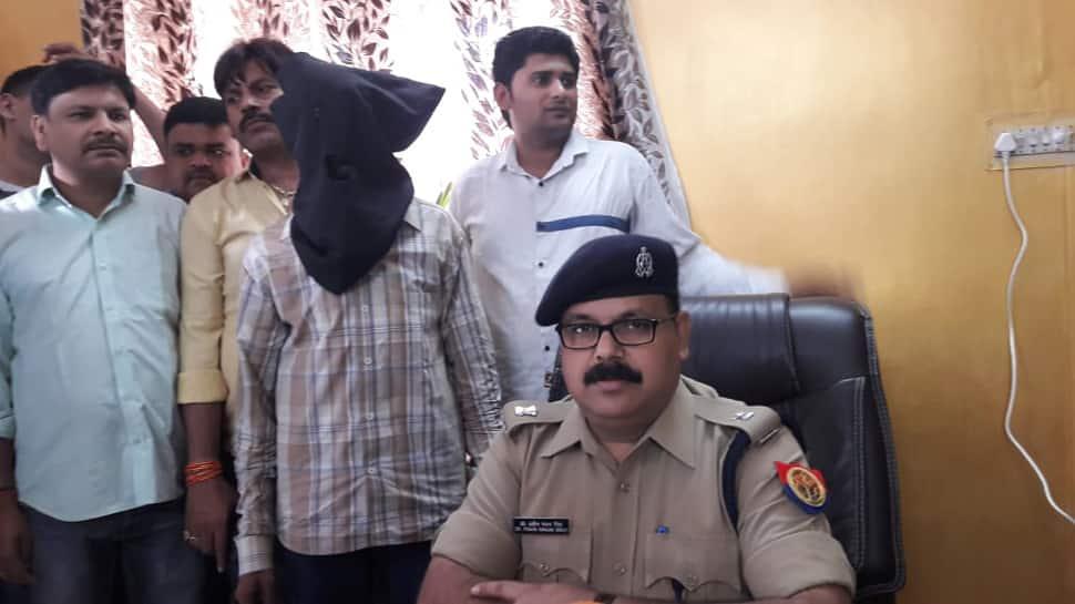 Suspected ISI agent arrested in Uttar Pradesh; secret documents, prohibited maps seized