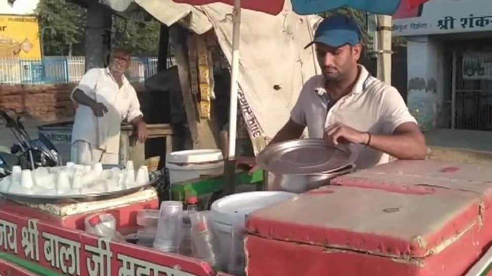 National-level boxer with 17 gold medals now sells ice-cream for a living