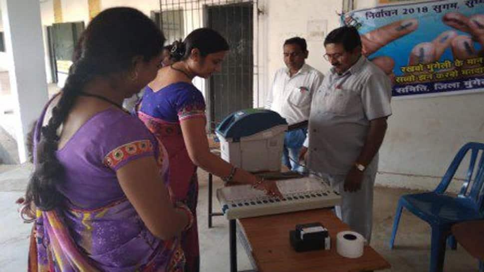 Chhattisgarh, Jharkhand police officers plan steps to keep vigil on Naxals ahead of polls