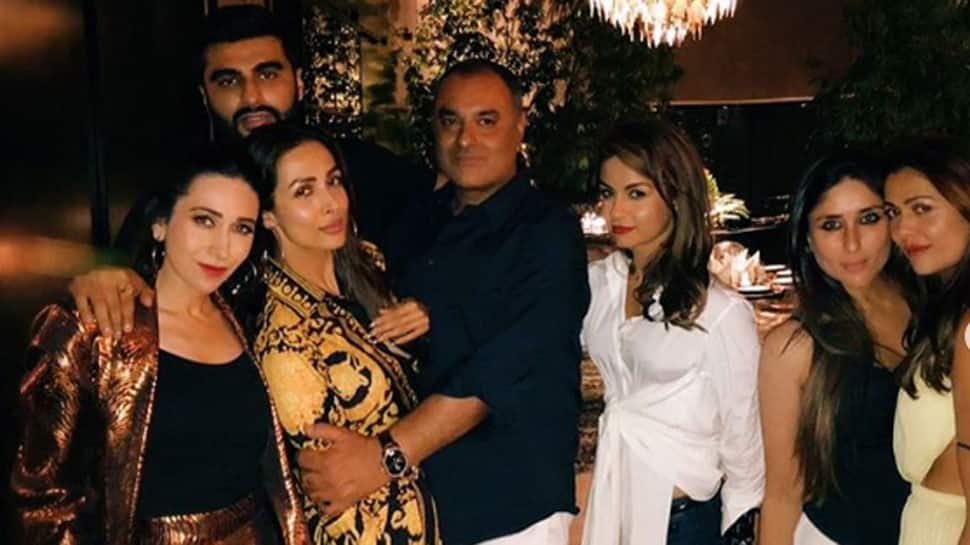Arjun Kapoor-Malaika Arora party under one roof, pic goes viral—See inside