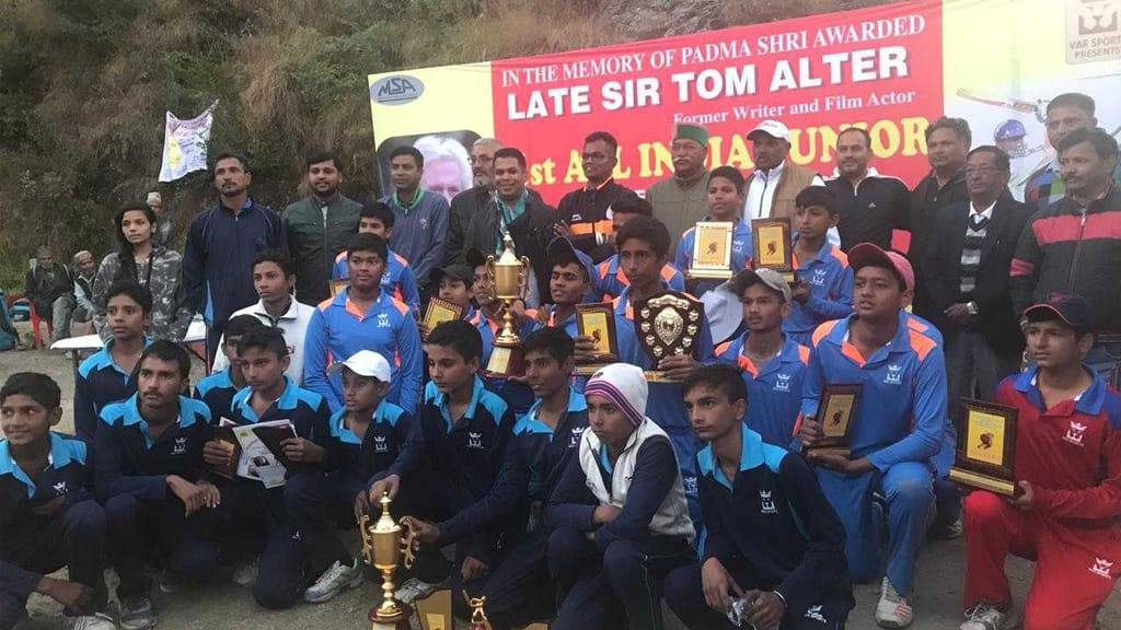 Tom Alter Memorial All-India U-15 cricket tournament won by ASF Delhi, winners take cash prize of Rs 51,000