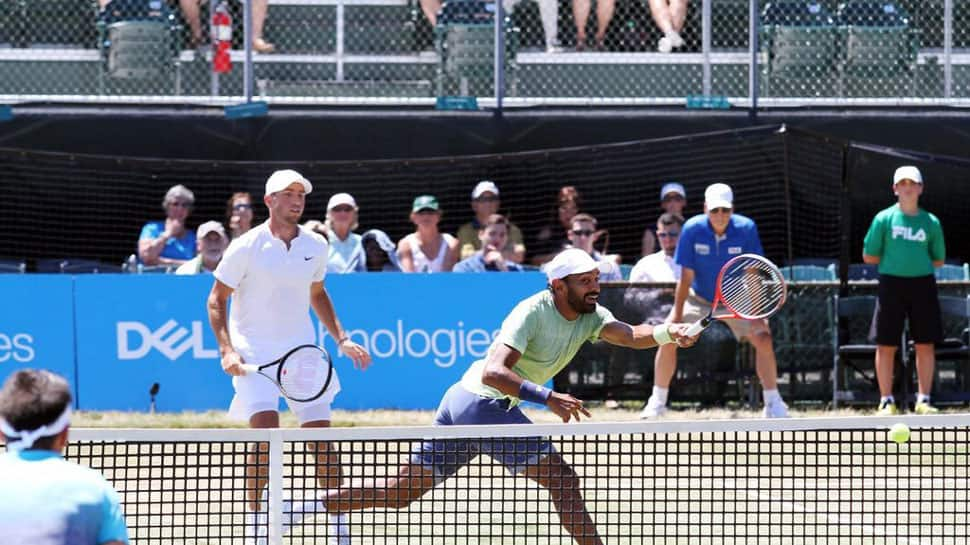 Tennis: Divij Sharan India's new number one doubles player