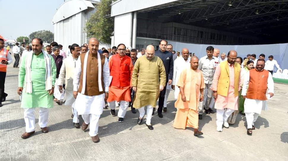 BJP's Uttar Pradesh unit holds preparatory meeting for 2019 Lok Sabha elections