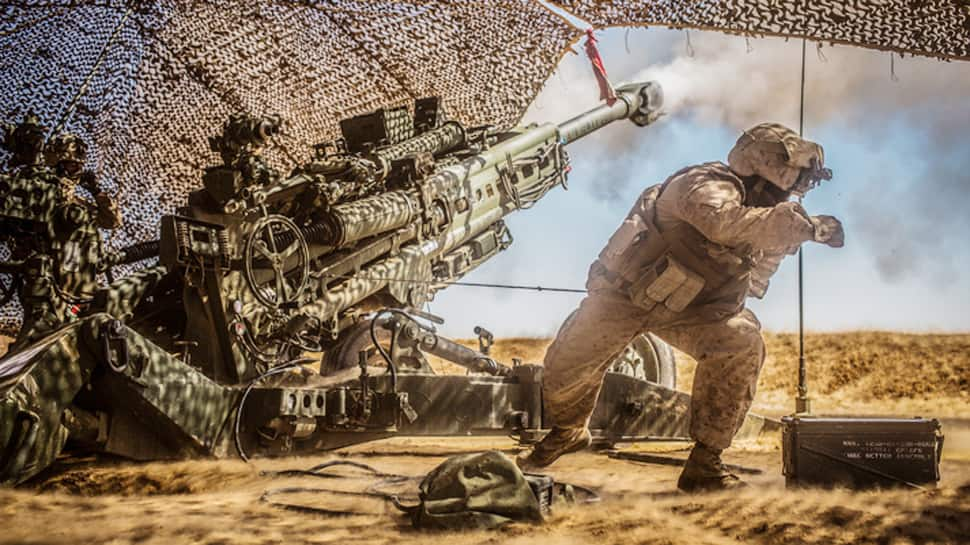 Indian Army to induct Ultralight Howitzer M-777 and Self-Propelled K-9 Vajra guns