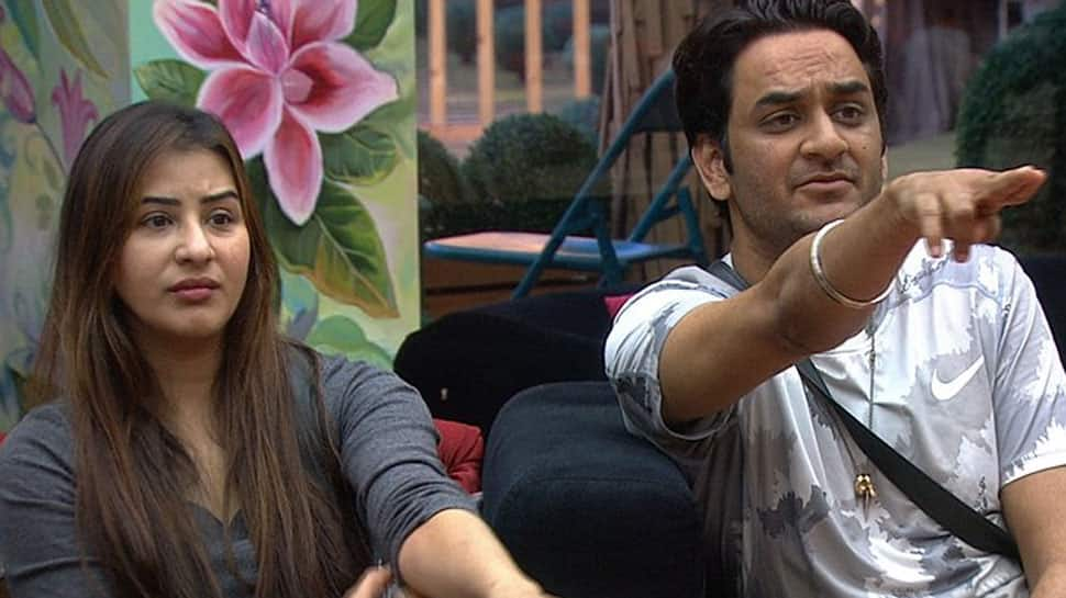 Bigg Boss 12: Shilpa Shinde and Vikas Gupta lock horns yet again—Watch