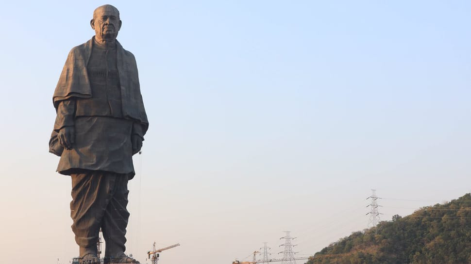 World's tallest, 597-ft 'Statue of Unity', set for inauguration on Sardar's birth anniversary