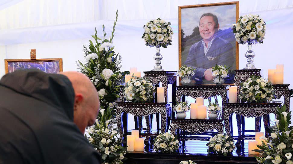 Former Leicester boss Nigel Pearson pays tribute to chairman Vichai Srivaddhanaprabha
