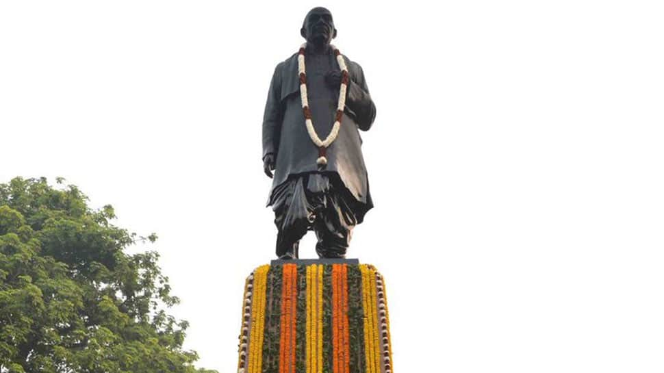 Sardar Patel Jayanti: President Kovind, PM Modi, politicos pay tribute to Iron Man