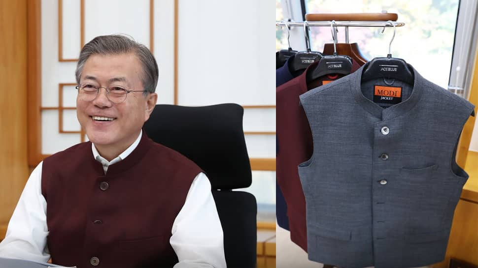 When did 'Nehru jackets' become 'Modi Vest'? Omar Abdullah asks after South Korean President Moon's tweet