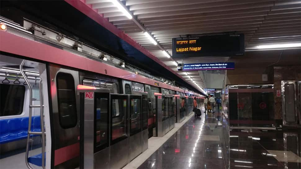 Delhi among 300-km metro network with opening of Pink Line section