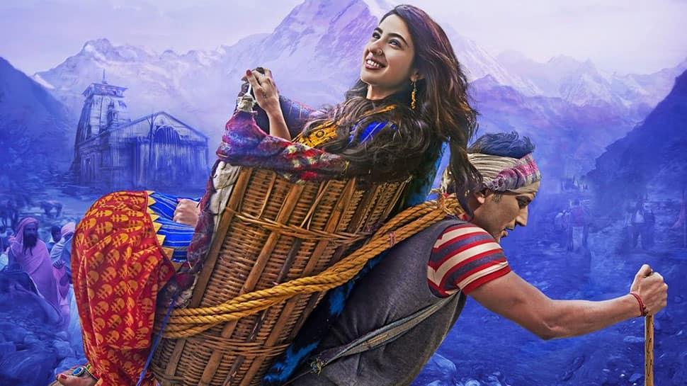 Sara Ali Khan starrer Kedarnath Teaser receives a thunderous response