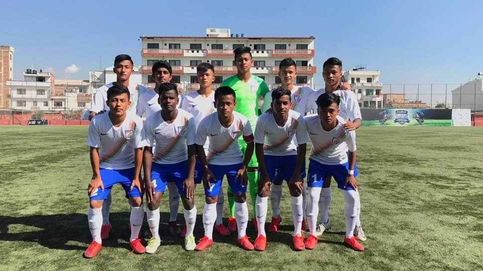 SAFF U-15 Championship: India beat hosts Nepal 1-0 to clinch Bronze