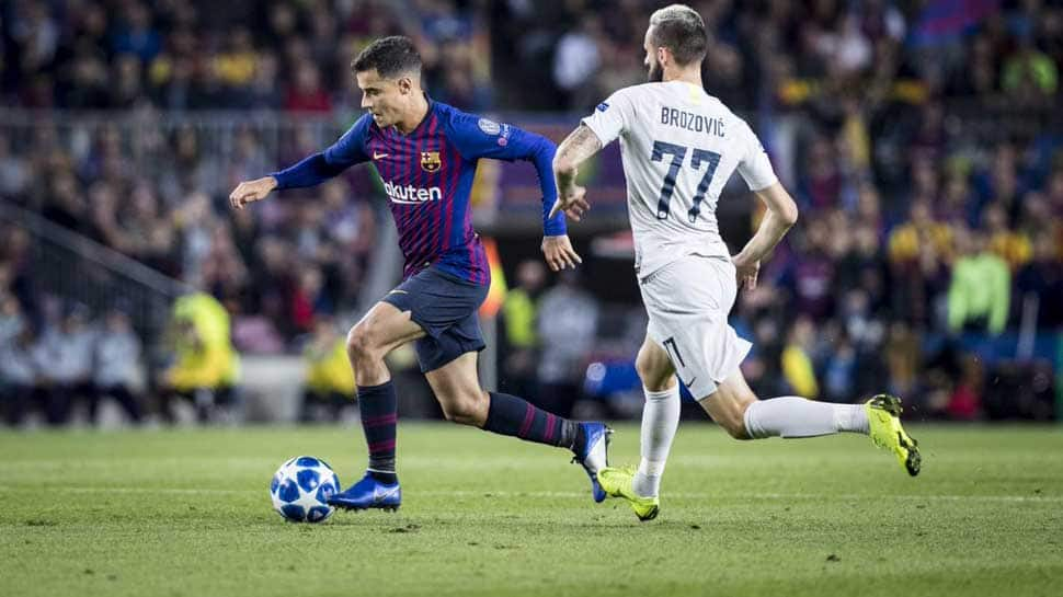 UEFA Champions League: Spalletti says Barcelona are what Inter hope to become